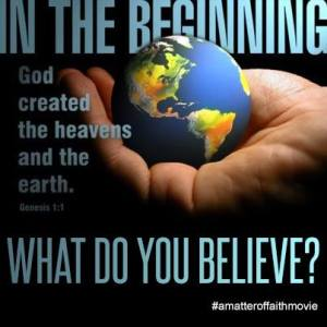 Creation Movie A Matter of Faith in Theaters 26 SEP 2014
